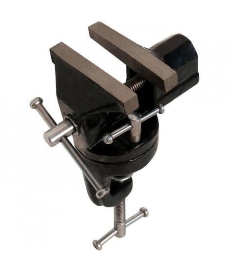 FARTOOLS PRO - ETO 70 Etau agrafe 70 mm en fonte a base rotative - 111453