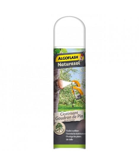 ALGOFLASH NATURASOL Cicatrisant Goudron de pin - Aérosol 300 ml
