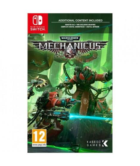 Warhammer 40K Mechanicus Jeu Nintendo Switch