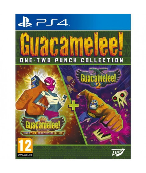 Guacamelee! One-Two Punch Collection Jeu PS4