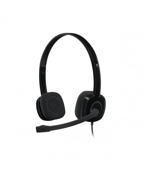 Logitech Casque Stereo H151