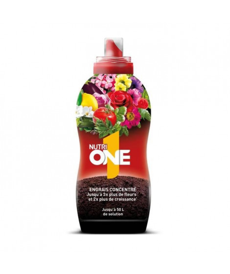 NUTRIONE ONELI500 Engrais Nutrione Liquide - 24 X 500ml