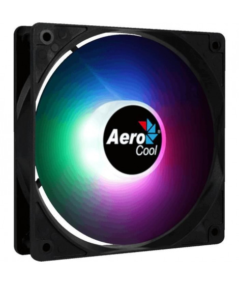 AEROCOOL Frost 12 PWM FRGB - Ventilateur pour Boîtier - 12cm FRGB PWM