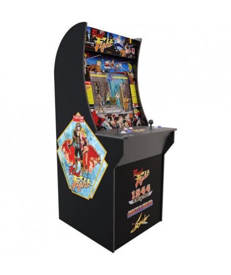 Borne de jeu d'arcade Final Fight