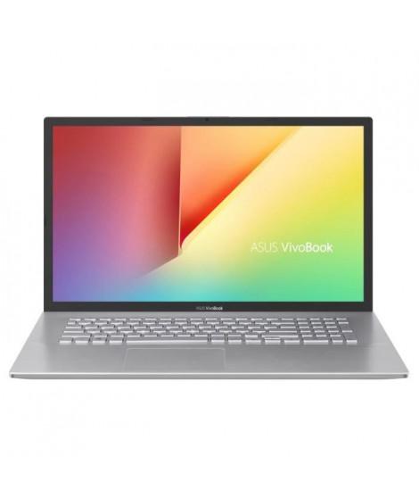 ASUS PC portable Vivobook S S712DA-BX392T 17'' HD+ - Ryzen 3-3200U - RAM 8Go - Stockage 1To + 128Go SSD - Windows 10