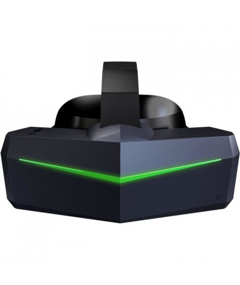 Casque de Réalité Virtuelle - PIMAX Vision 8K Plus - Champ de vision : 200° - 2x3840x2160 - 90Hz - RAM 8Go - USB 2.0/3.0, DP 1.2