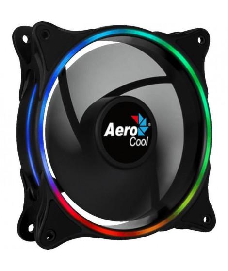AEROCOOL Eclipse 12 ARGB - Ventilateur pour Boîtier - 12cm A- RGB