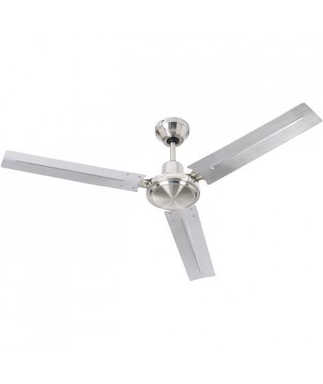 Ventilateur de plafond - BORA BORA - 122cm - 3 pales reversible
