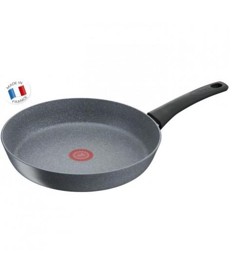 TEFAL - G1220602 - CHEF Effet Pierre - Poele - 28 cm