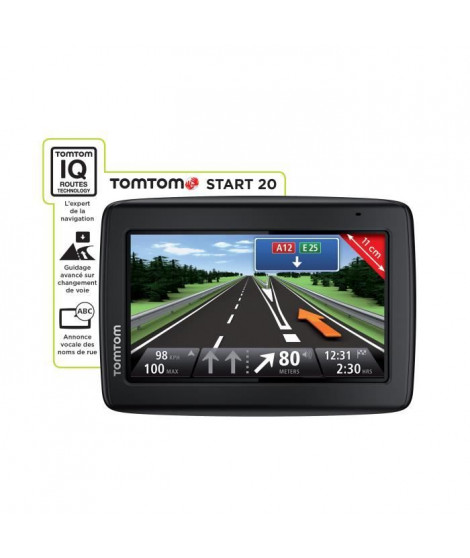 TomTom Start 20 Europe 49 Pays reconditionné