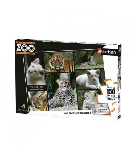 Puzzle Une Saison au Zoo