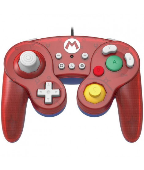 Manette Smash Bros Mario pour Switch