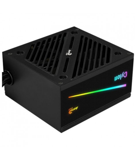 AEROCOOL Cylon 500W (RGB) 80Plus - Alimentation PC