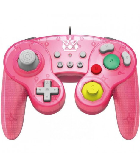 Manette Smash Bros Peach pour Switch
