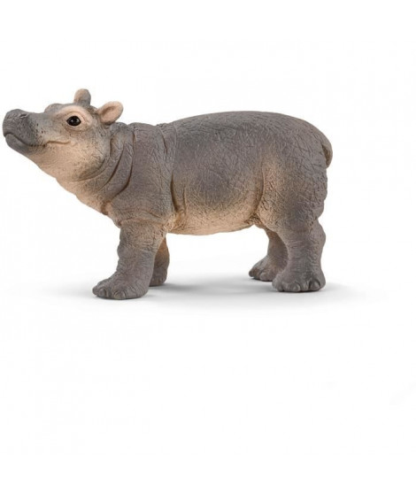 SCHLEICH - Figurine Jeune hippopotame