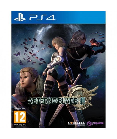 Aeterno Blade 2 Jeu PS4