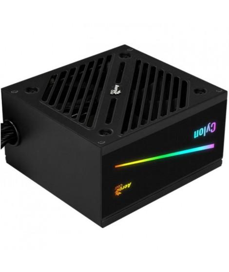 AEROCOOL Cylon 600W (RGB) 80Plus - Alimentation PC