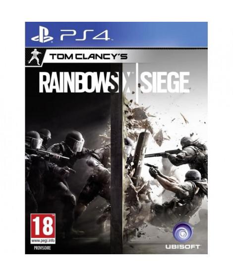 Rainbow Six : Siege Jeu PS4