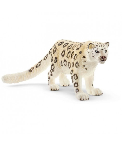 SCHLEICH - Figurine Léopard des neiges