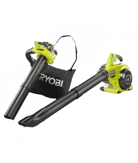 RYOBI Souffleur 26 cm³ Powermulching™ - 325km/h