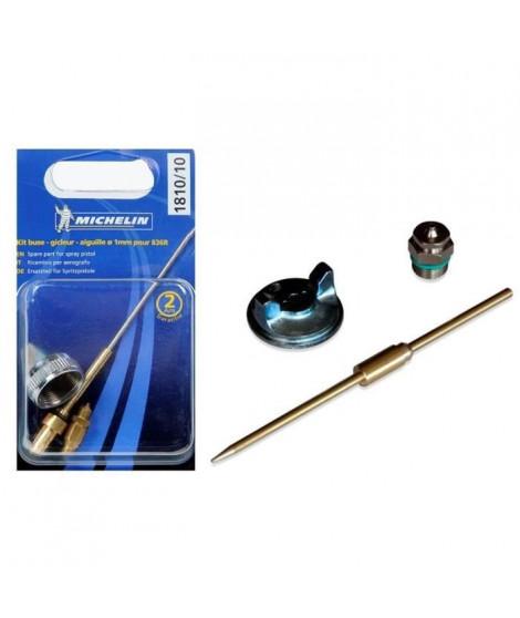 MICHELIN Kit De Buse 2mm Pour Pistolet A Peinture pneumatique Pro Blister