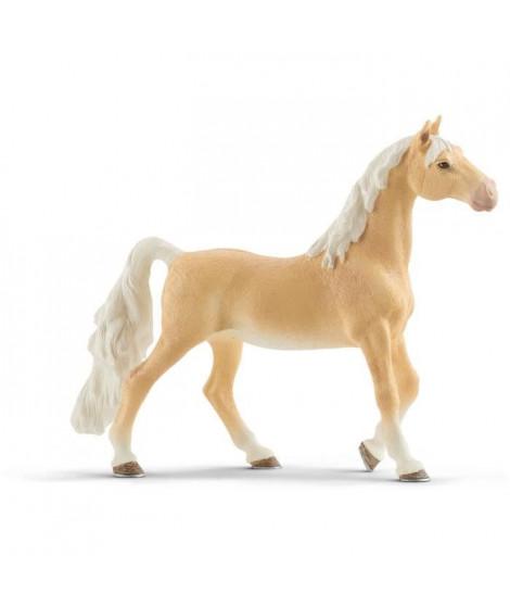 SCHLEICH - Figurine Jument Saddlebred américaine