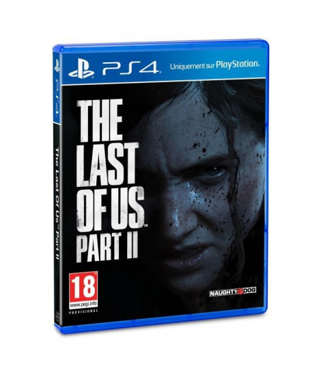 The Last of Us Part II Jeu PS4