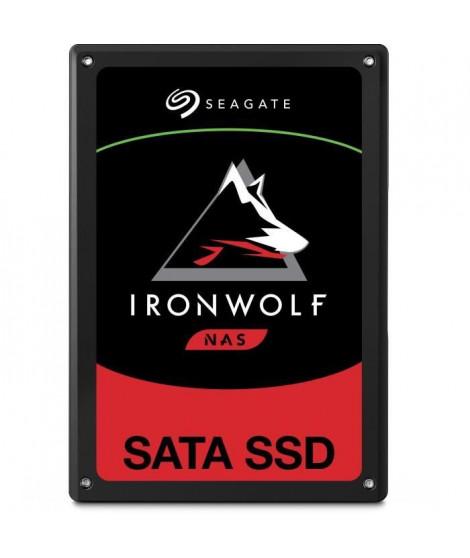 SEAGATE IronWolf 110 SSD 3840Go SATA 6Gb/s 3D TLC