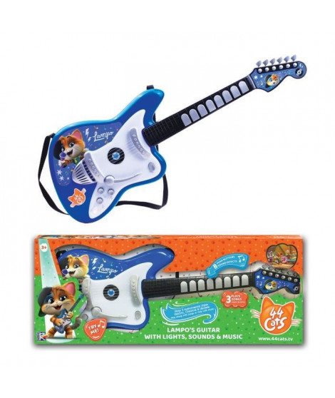 Guitare De Lampo 44CATS  - SMOBY