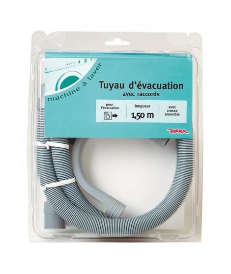 DIPRA Tuyau évacuation - Diametre 18-2,5m crosse