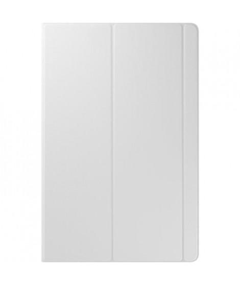 Housse de protection Samsung Book Cover Tab S5e BLANC