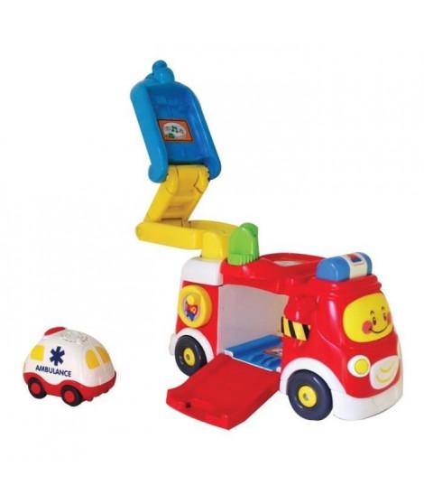VTECH - TUT TUT BOLIDES Mon Super Camion De Pompiers