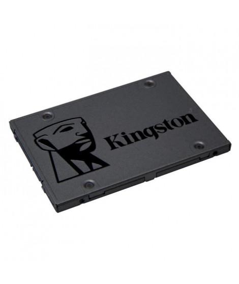 Kingston SSD Interne A400 2.5 (480Go) - SA400S37/480G