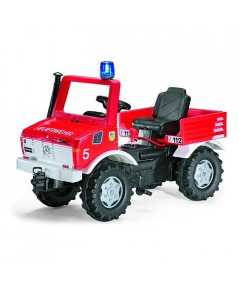 ROLLY TOYS Camion de Pompier - Grand véhicule a pédales