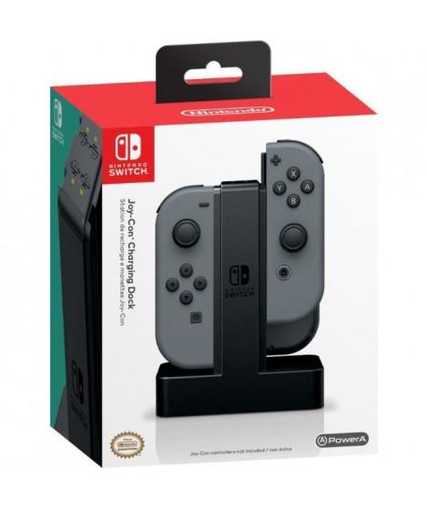 POWER A Station de charge - 4 x Joy-Con - Nintendo Switch