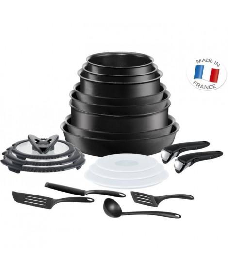 TEFAL - INGENIO PERFORMANCE - L6547802 - Batterie de cuisine 20 pieces