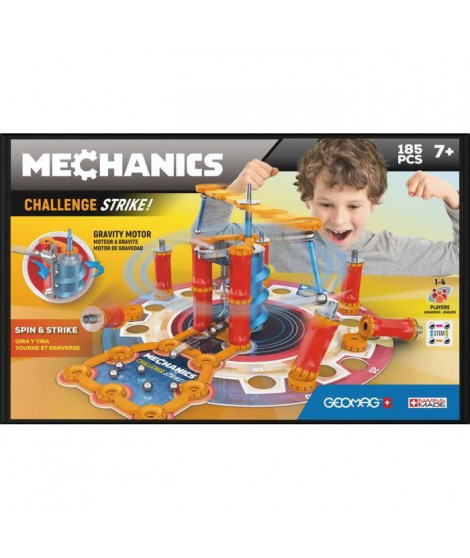 MECHANICS - Challenge 185 pcs - STRIKE