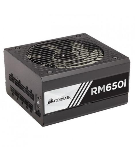 CORSAIR Alimentation PC RM650i - 650 Watts - Full Modulaire - 80+ Gold - Interface Corsair Link (CP-9020081-EU)