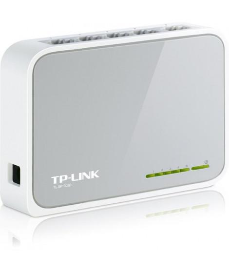 TP-LINK Switch de bureau 5 ports 10/100 Mbps -SF1005D