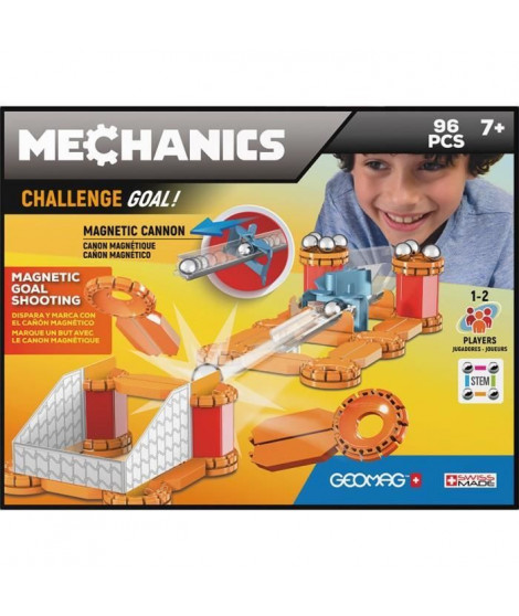 MECHANICS - Challenge 96 pcs - GOAL