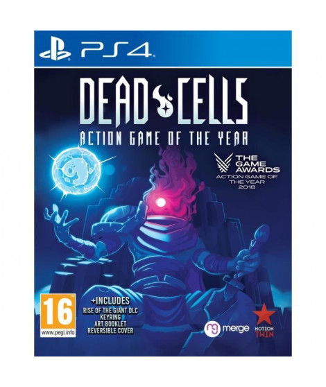 Dead Cells Action Game Of The Year Jeu PS4