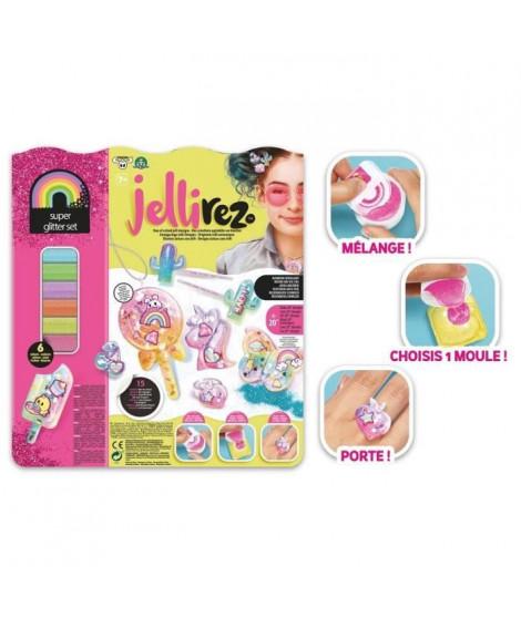 Jelli Rez - Super Glitter pack