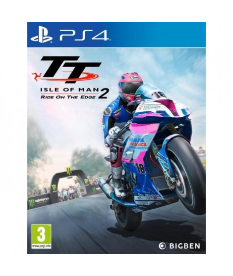 Tourist Trophy : Isle of Man 2 Jeu PS4