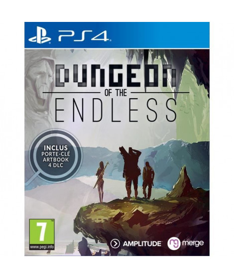 Dungeon of the Endless Jeu PS4