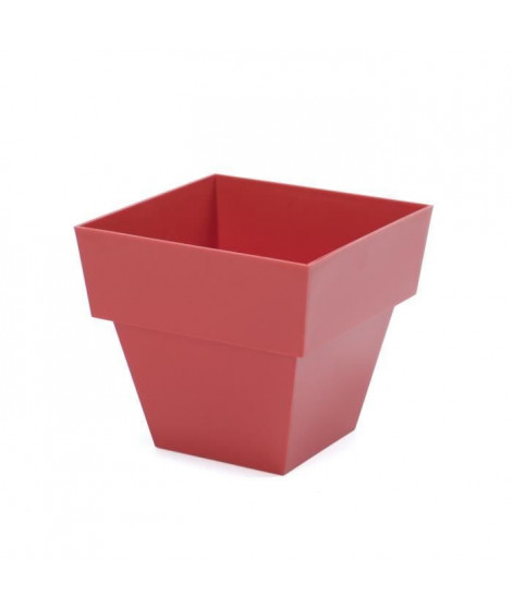 Pot a fleurs 18 Cm Collection LIMITED - Rouge