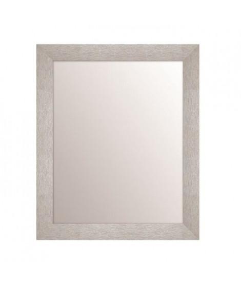 TEXA miroir rectangulaire 40x50 cm Argent