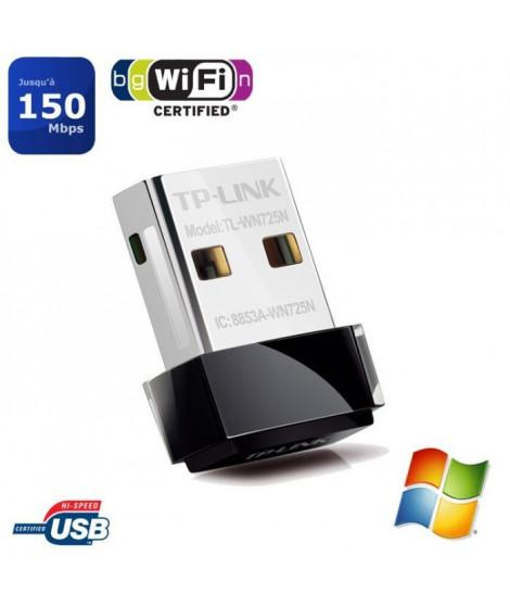 TP-LINK Nano Clé USB WIFI N150 WN725N