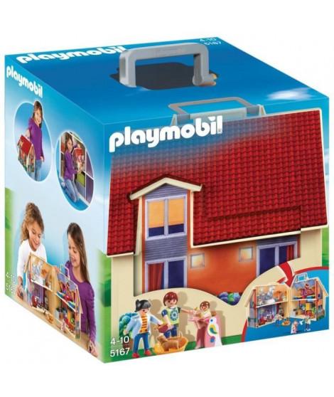 PLAYMOBIL 5167 - La Maison Transportable