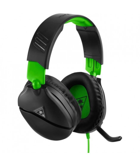 TURTLE BEACH Casque gamer Recon 70X pour Xbox One (compatible PS4, PS4 Pro, Nintendo Switch, Appareil mobiles) - TBS-2555-02