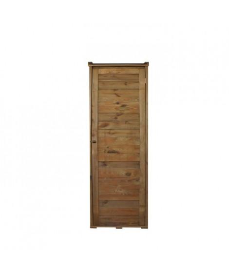 CHALET & JARDIN Armoire de jardin en bois Trocadero 500 - Capacité 500 L